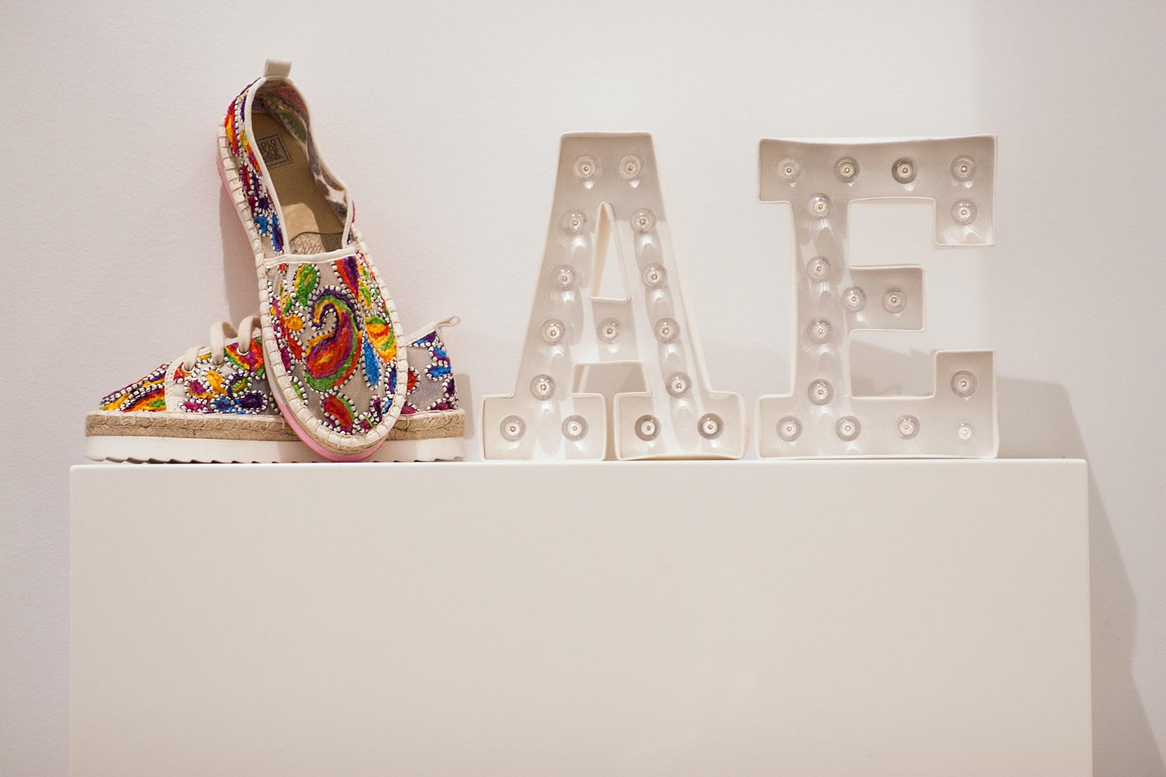Ainhoa Etxeberria (The Shoe boutique)