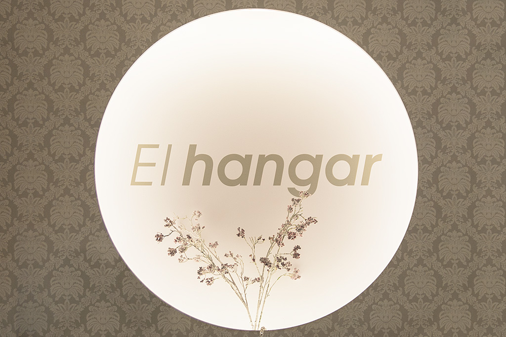 Logo El Hangar