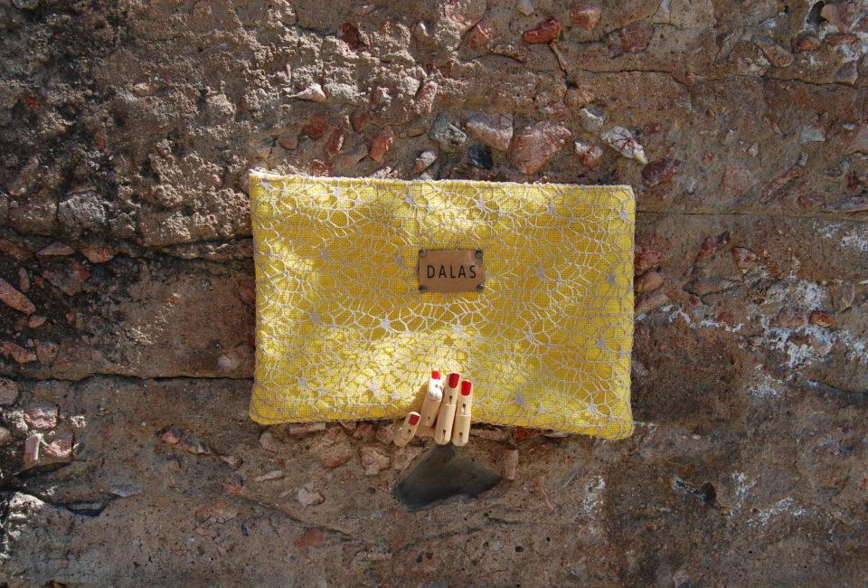 Bolso de Dalas Handmade.