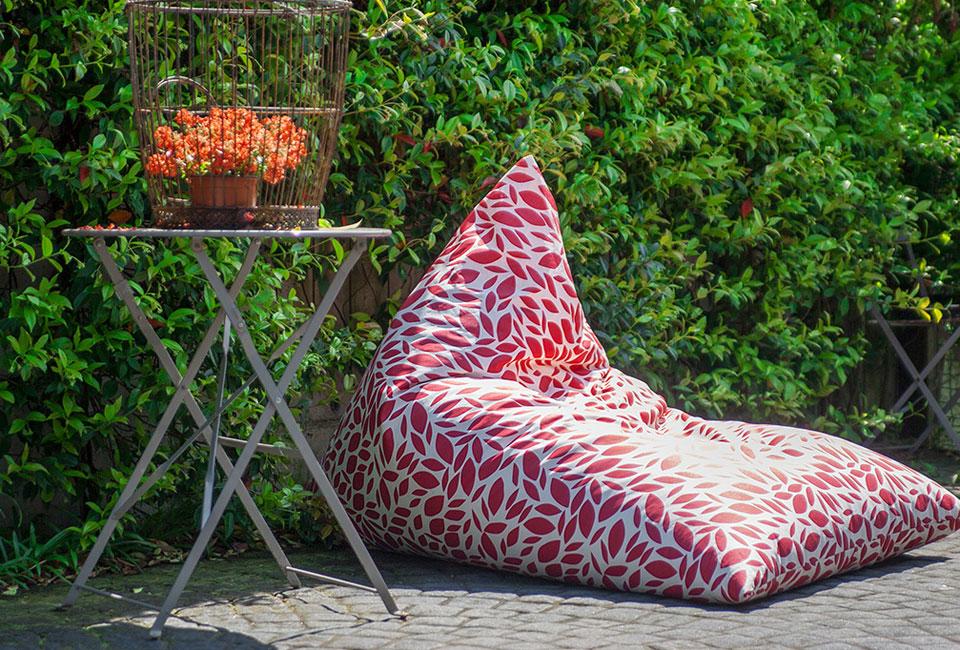 Textiles diseñados por la diseñadora Blanca Echart.
