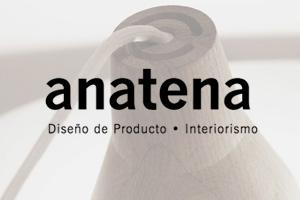 Logotipo de ANATENA para página de colaboradores.
