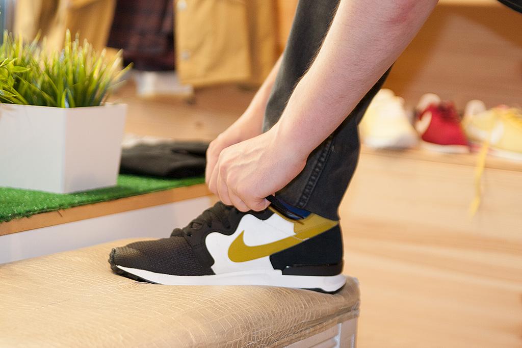 Zapatillas Nike de Three Elements