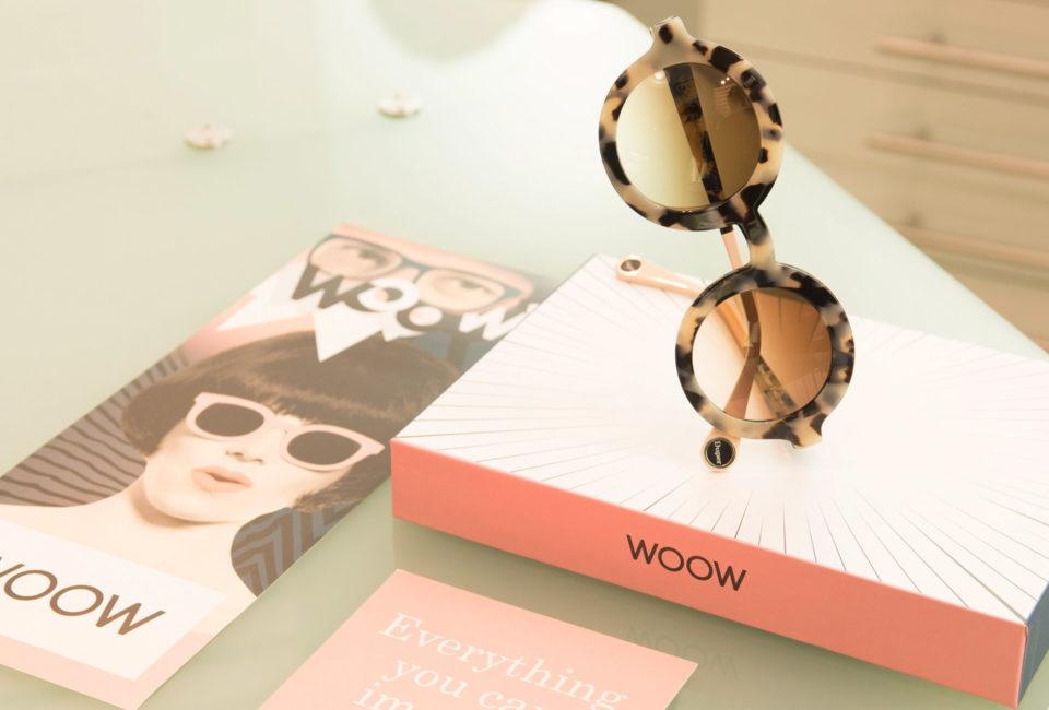 Gafas de la óptica Zinkunegi.