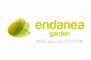 Logotipo de Endanea Garden.
