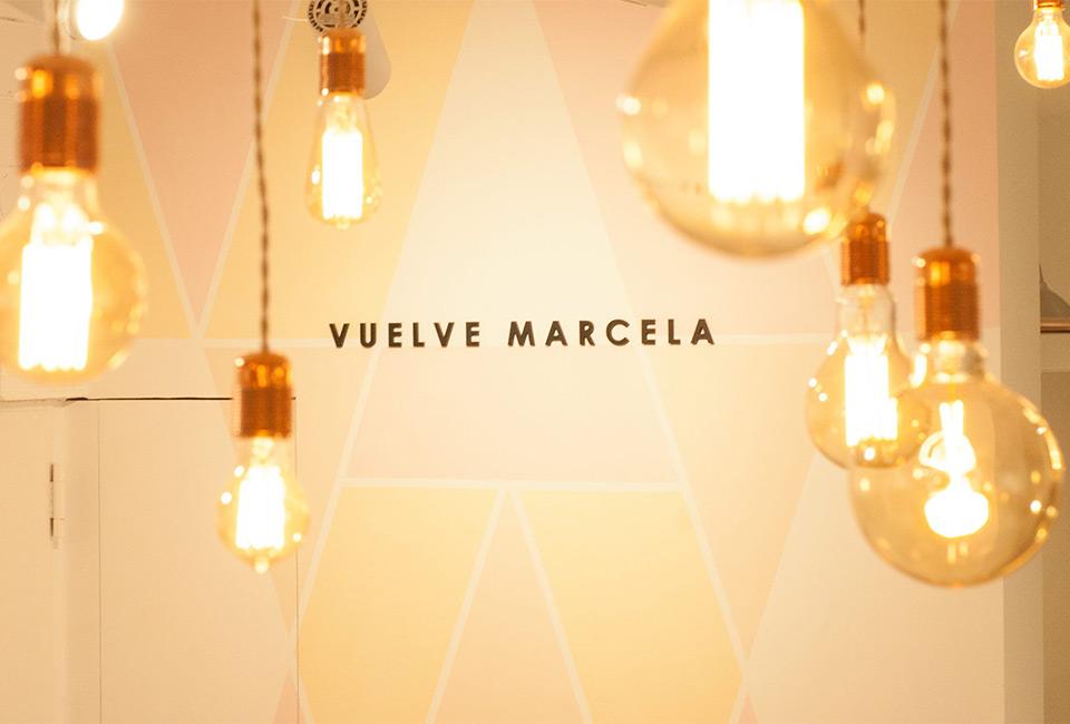 Imagen de Vuelve Marcela