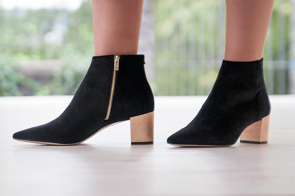 Botines de Ainhoa Etxeberria - The Shoe Boutique.