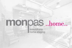 Logotipo de Inmobiliaria Monpas para página de colaboradores.