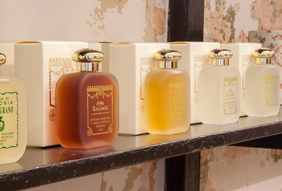 Perfume de la tienda de moda AUKA.