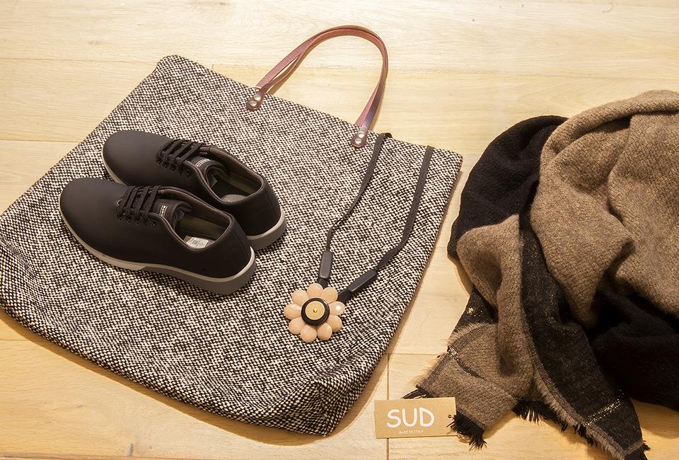 Complementos de la tienda de moda AUKA.