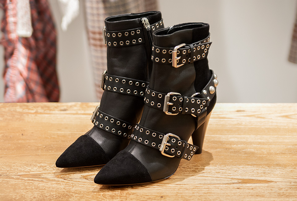 Calzado de la tienda de moda BERRIZ.