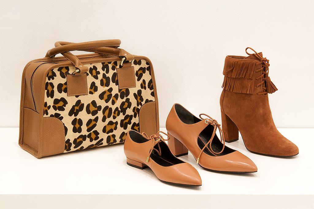 Bolso y calzado de AINHOA ETXEBERRIA - THE SHOE BOUTIQUE.