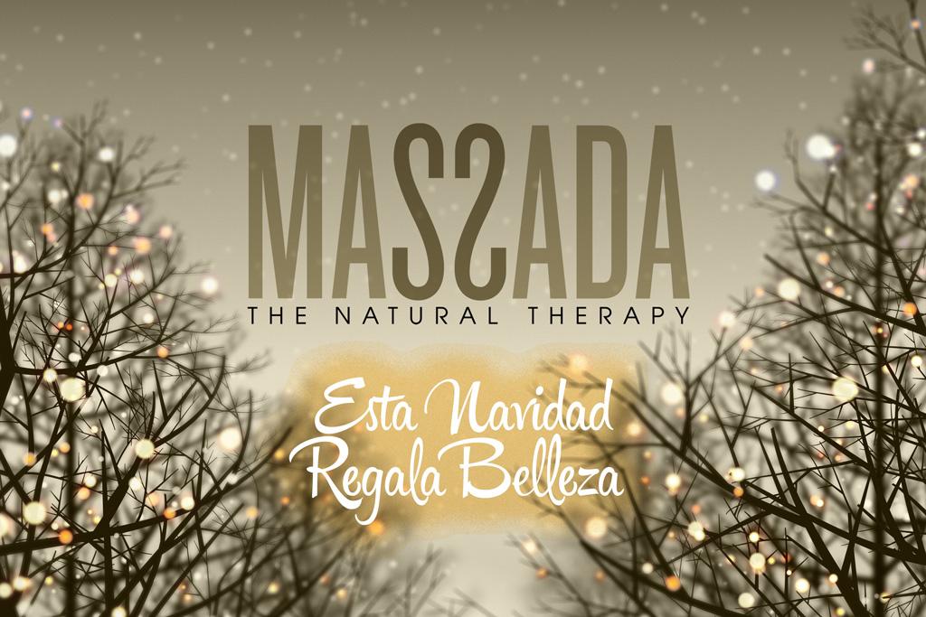 Imagen de portada para MASSADA, Especial Navidad 2016.