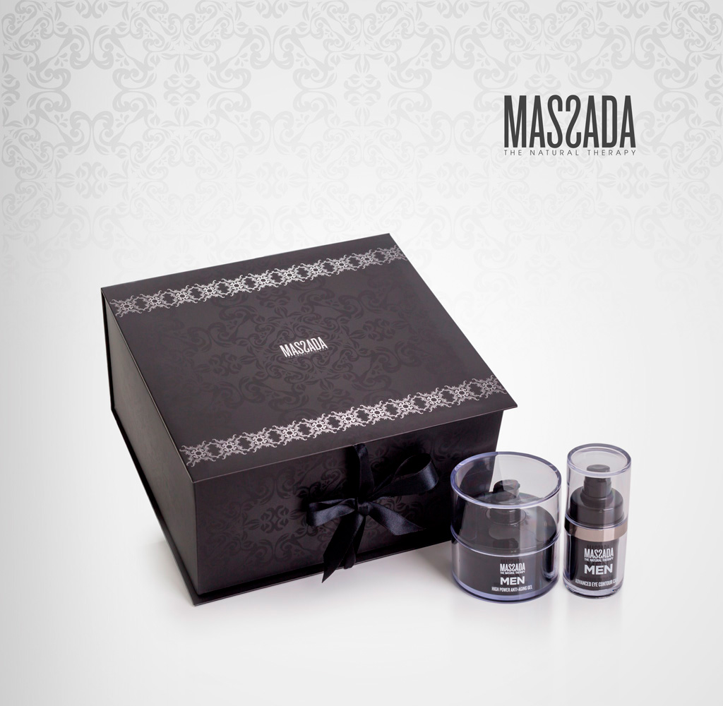 Cofre regalo de MASSADA.