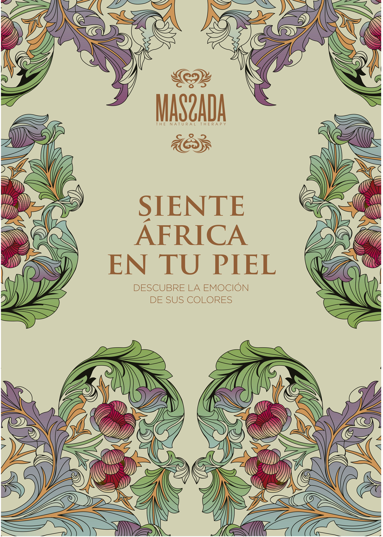Cartel de MASSADA.