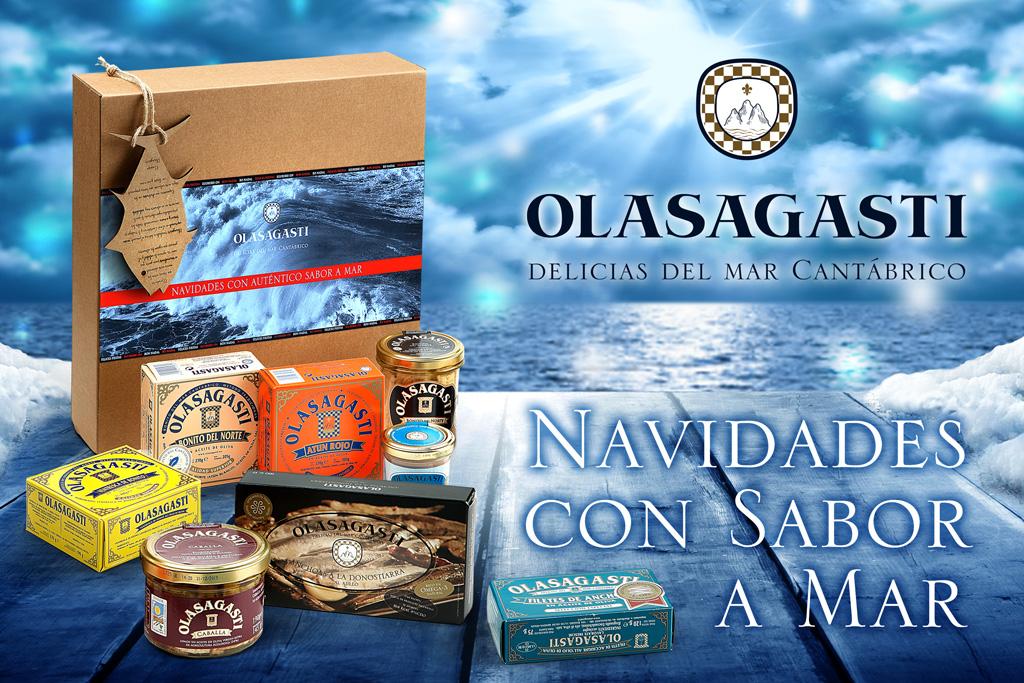 Imagen de portada para Olasagasti, Especial Navidad 2016.