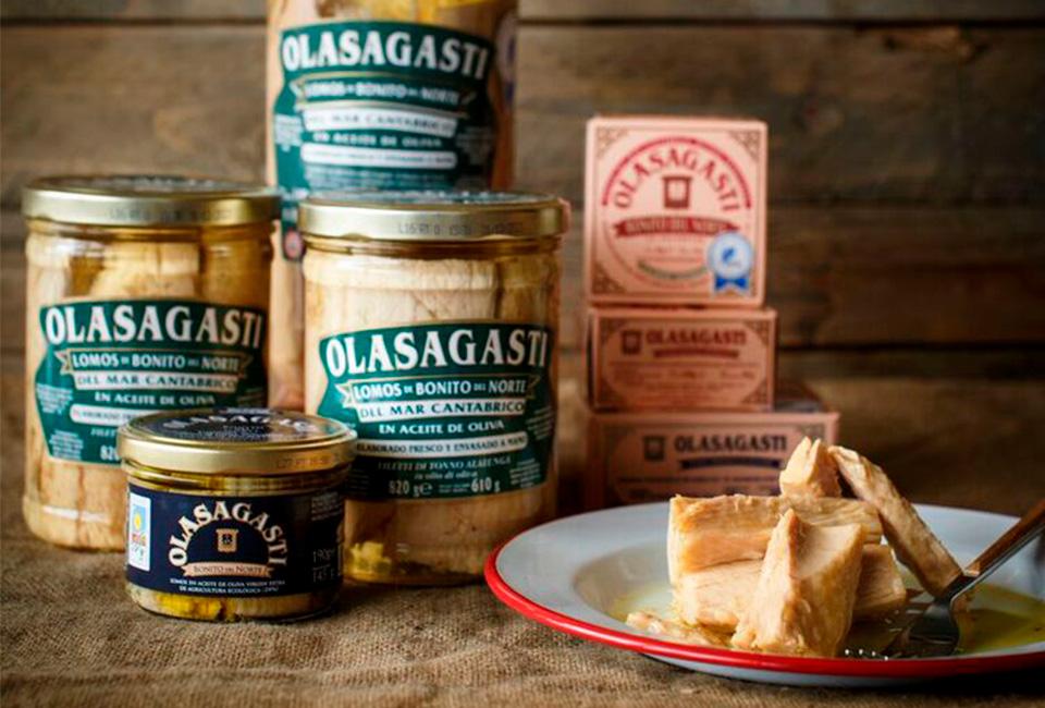 Imagen de producto de Conservas Olasagasti.