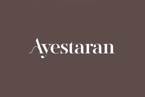 Logotipo de Ayestaran para página de colaboradores.