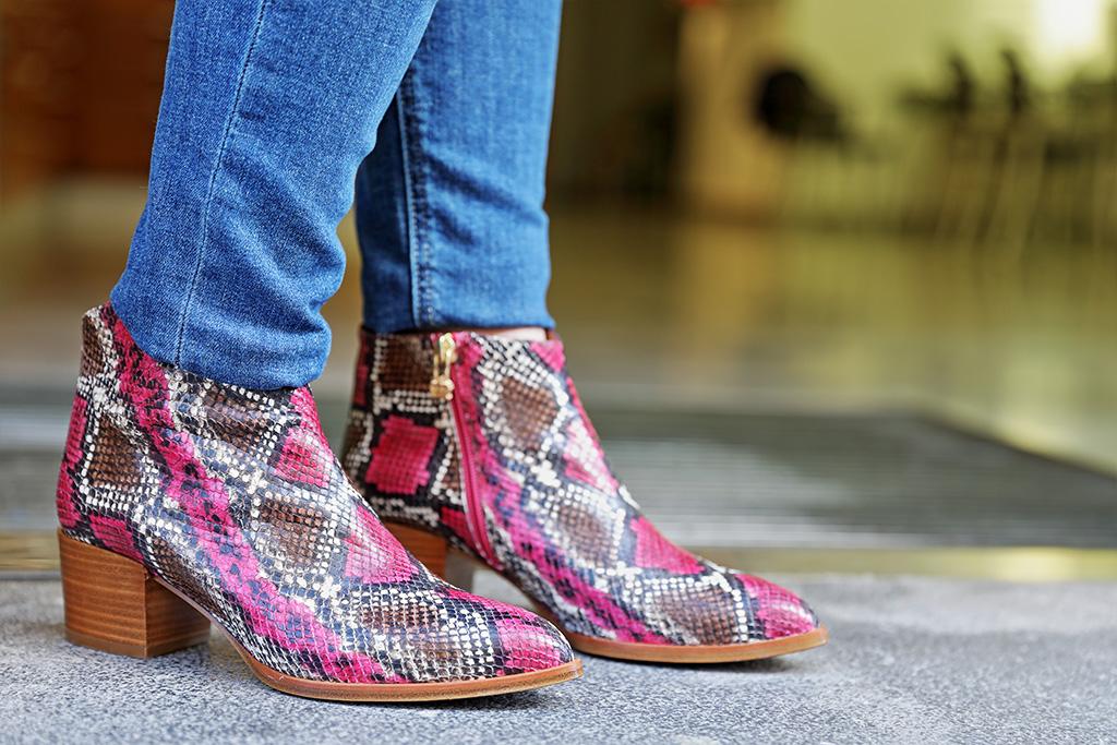 Detalle de calzado de Ainhoa Etxeberria - The Shoe Boutique