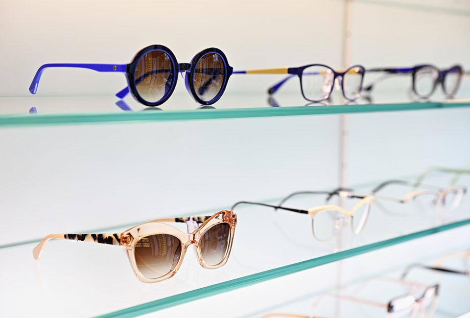 Gafas de sol y monturas de ZINKUNEGI OPTIKA