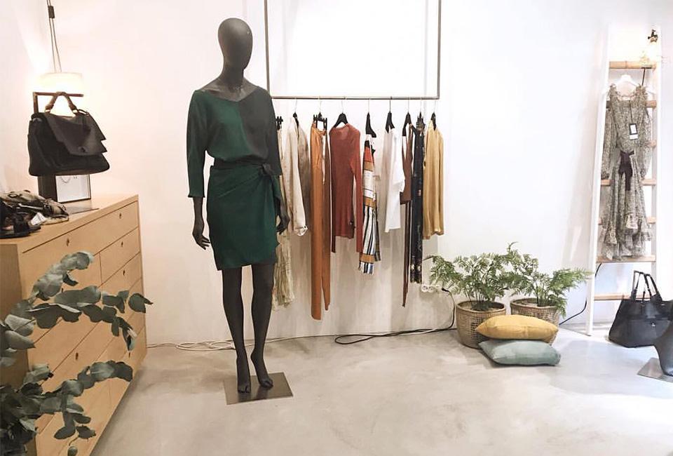 Interior de la tienda Berriz