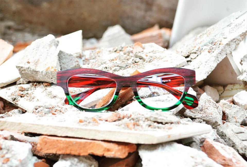 Gafas de sol de Zinkunegi Optika
