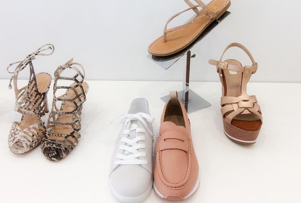 Calzado de Ainhoa Etxeberria, The Shoe Boutique