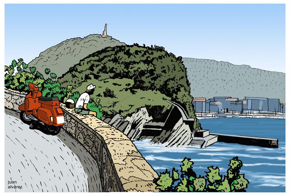 Ilustraciones de Juan Álvarez de J70 Decoración