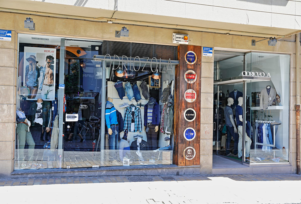 Odriozola moda en Zumaia